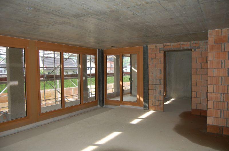 Der Neubau «Wohnen am Wiggernweg» nimmt Form an
