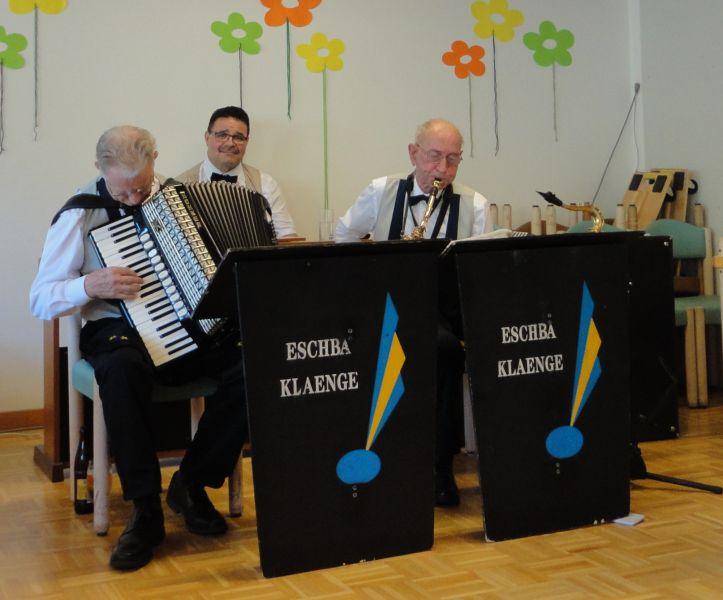 Zwei musikalische Auftritte im Berghof