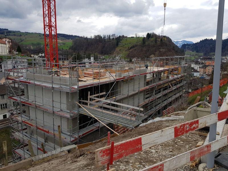 Bau Wohnen am Wiggernweg