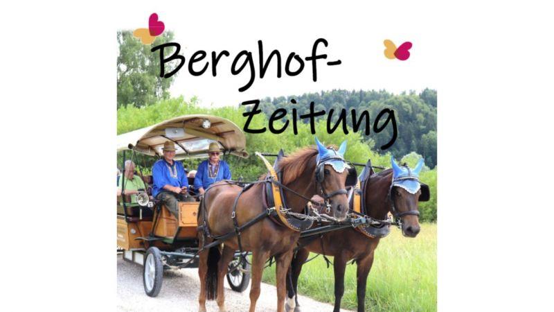 1. Berghof-Zeitung